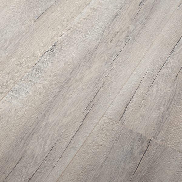 Taupe Oak 13867 12mm Longboard Laminate | Tanoa Flooring