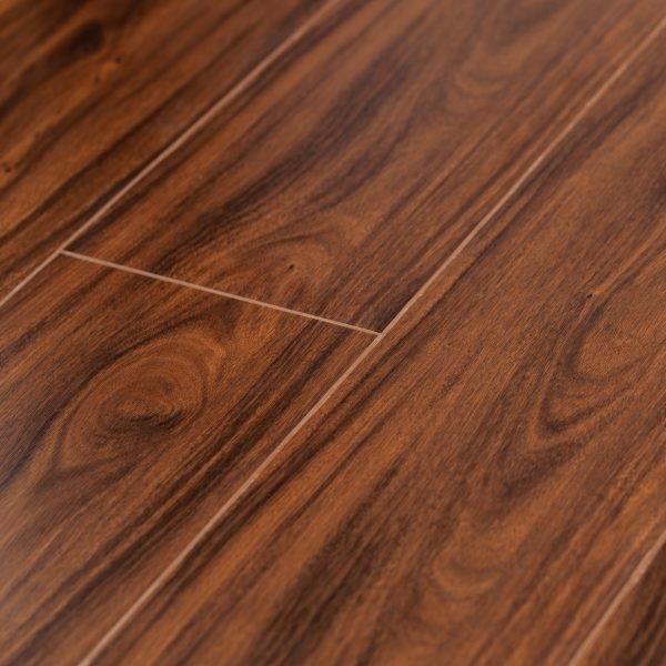 Walnut 80868 12mm Extra Wide Laminate   Tanoa Flooring