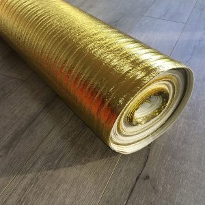 Gold Standard 2mm Underlay | Tanoa Flooring